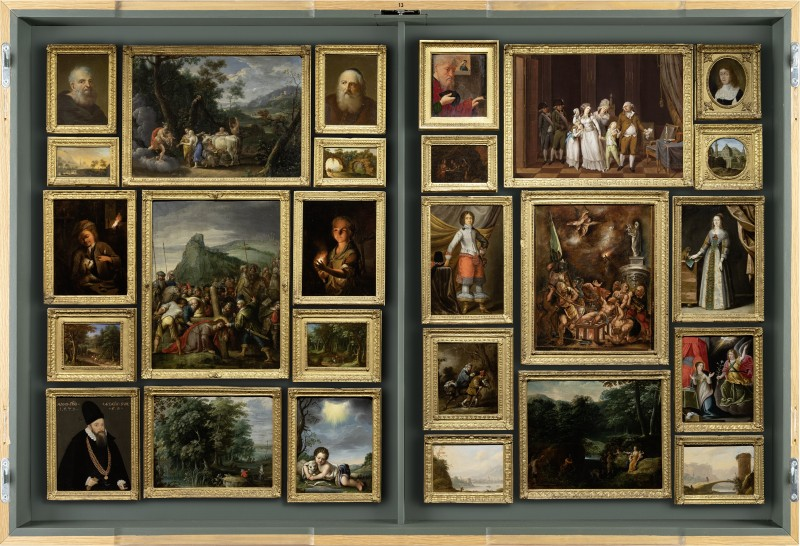 6. Abteilung (in der Ausstellung)