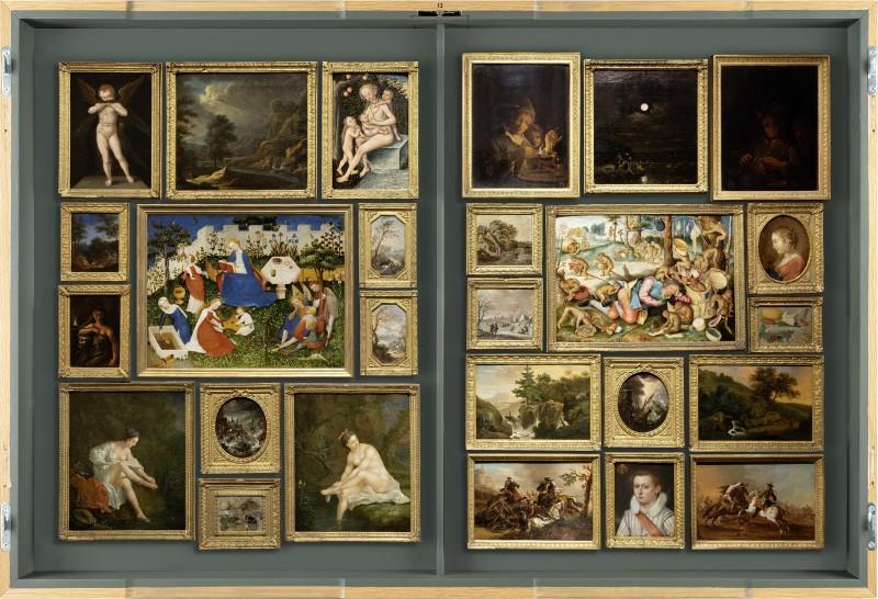 11. Abteilung (in der Ausstellung)