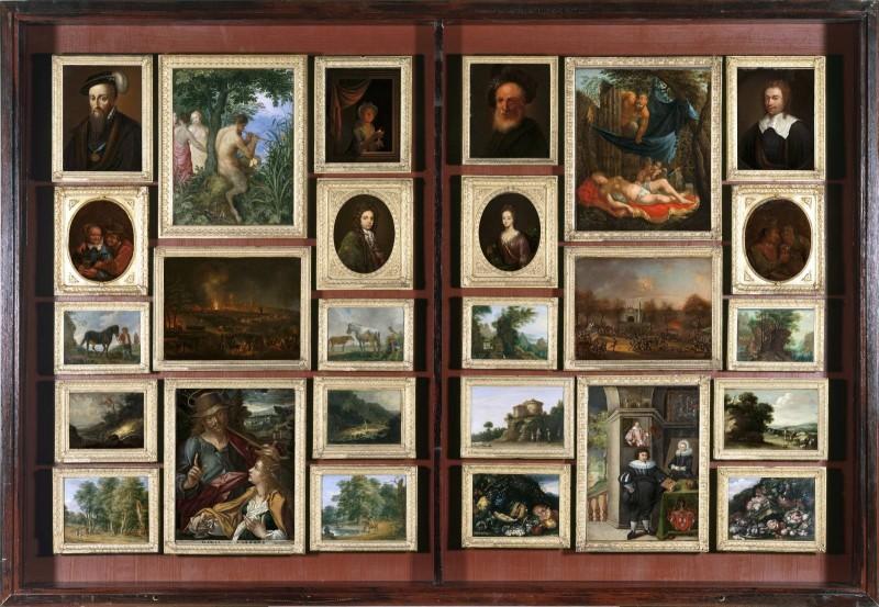 2. Abteilung (in der Ausstellung)