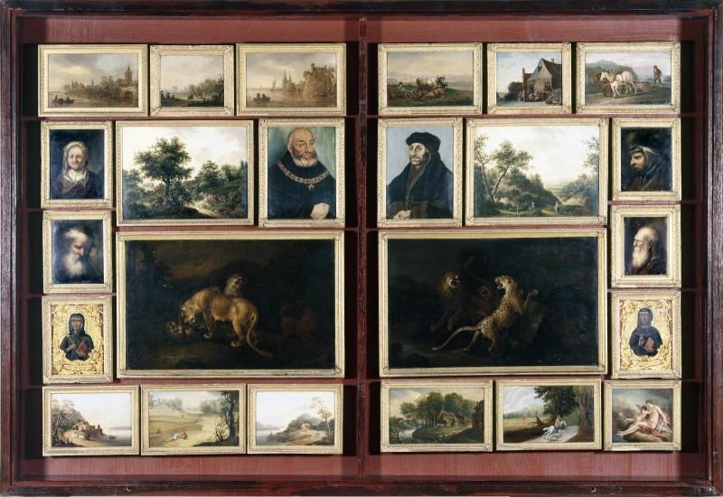 4. Abteilung (in der Ausstellung)