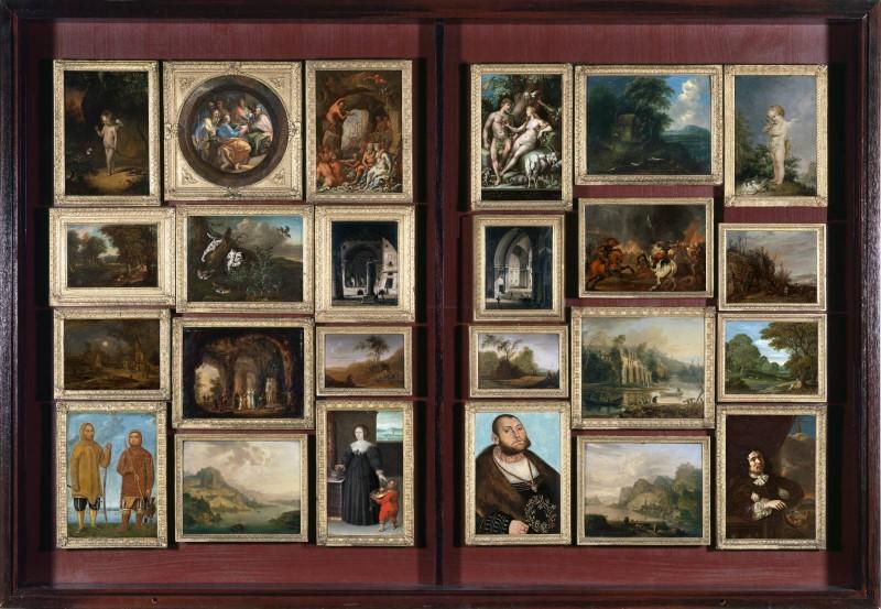 25. Abteilung (in der Ausstellung)